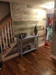 Wall _ Ryan's home